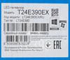 """Телевизор LED Samsung 23.6"""" T24E390EX черный/HD READY/50Hz/DVB-T2/DVB-C/USB (RUS) (отремонтированный) вид 11"""