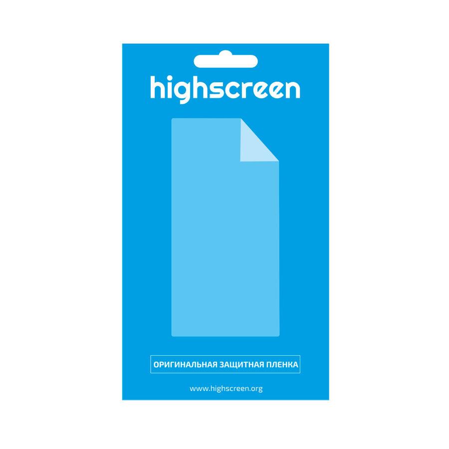 Защитная пленка для экрана HIGHSCREEN для Highscreen Power Five,  матовая, 1 шт [22924]