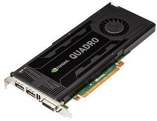 Видеокарта DELL Quadro K4200,  4Гб, GDDR5, oem [490-bcge]