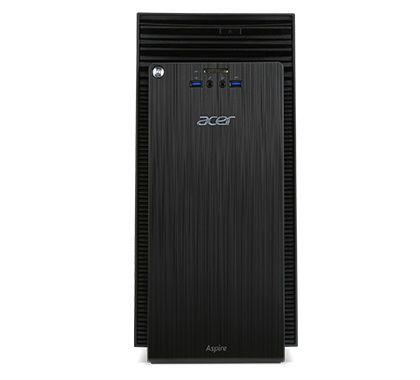 Компьютер  ACER Aspire TC-220,  AMD  A10  7800,  DDR3 6Гб, 1000Гб,  AMD Radeon R7 340 - 2048 Мб,  DVD-RW,  Windows 10 Home,  черный [dt.sxrer.030]