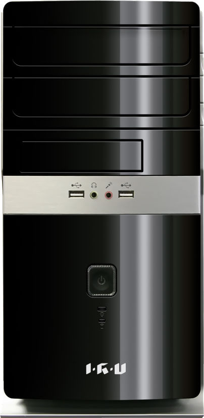 Компьютер  IRU City 319,  Intel  Pentium  G2020,  DDR3 4Гб, 500Гб,  Intel HD Graphics,  DVD-RW,  Windows 7 Professional,  черный [326080]