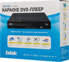 DVD-плеер BBK DVP176SI,  черный вид 9