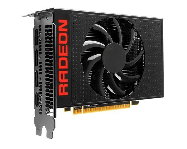 Видеокарта MSI Radeon R9 NANO,  R9 Nano4G,  4Гб, HBM, Ret