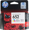 Картридж HP 652 многоцветный [f6v24ae] вид 1