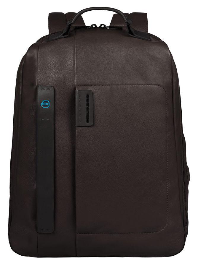 Рюкзак Piquadro Pulse CA3349P15/M коричневый натур.кожа