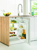 Встраиваемый холодильник LIEBHERR UIK 1620 белый вид 4