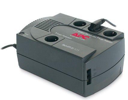 Источник бесперебойного питания APC Back-UPS ES BE525-RS,  525ВA