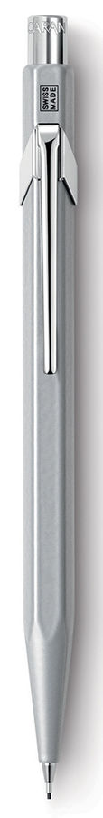 Карандаш механический Carandache Office CLASSIC (844.005_PLGB) серый 0.7мм подар.кор.