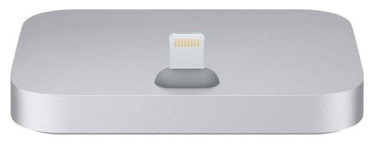 Док-станция APPLE ML8H2ZM/A,  8-pin Lightning (Apple),  серый
