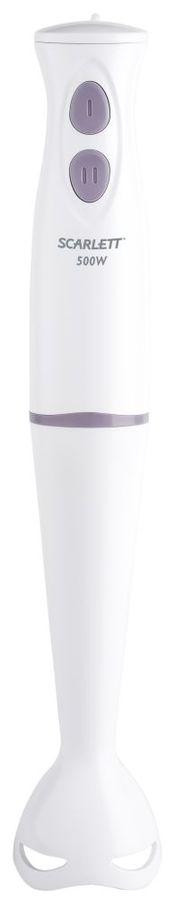 Блендер SCARLETT SC-HB42S04,  погружной,  белый