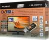 "LED телевизор RUBIN RB-22SE5FT2CBR  22"", FULL HD (1080p),  бронзовый вид 12"