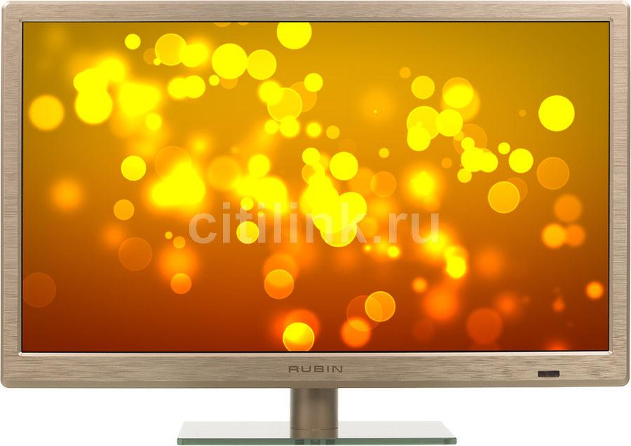 "LED телевизор RUBIN RB-22SE5FT2CBR  22"", FULL HD (1080p),  бронзовый"