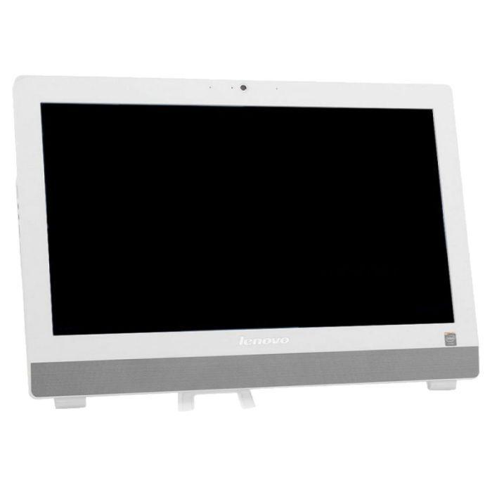 Моноблок LENOVO S20-00, Intel Pentium J2900, 4Гб, 500Гб, Intel HD Graphics, DVD-RW, Windows 7 Professional, белый [f0ay004brk]