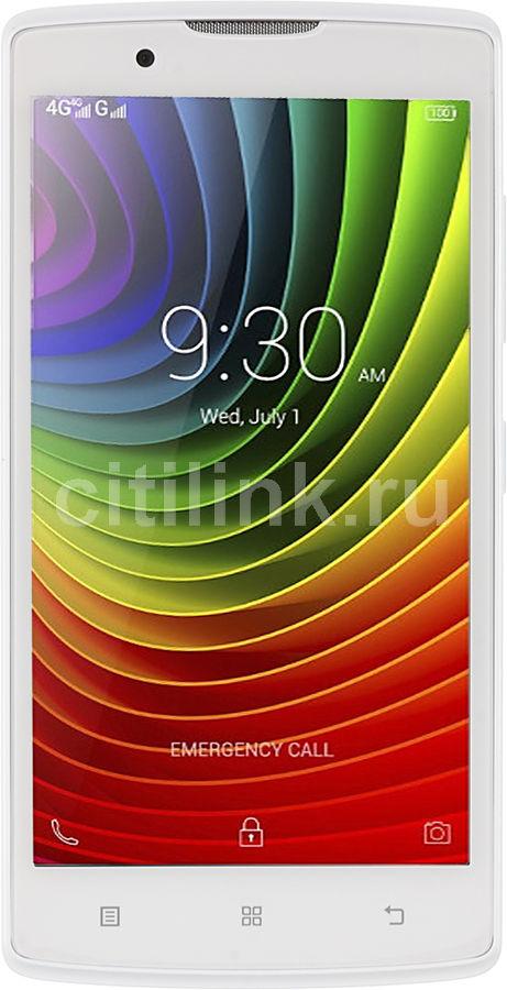Смартфон LENOVO A2010  8Gb, белый