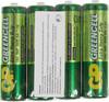 Батарея GP Greencell 15G R6,  4 шт. AA вид 1