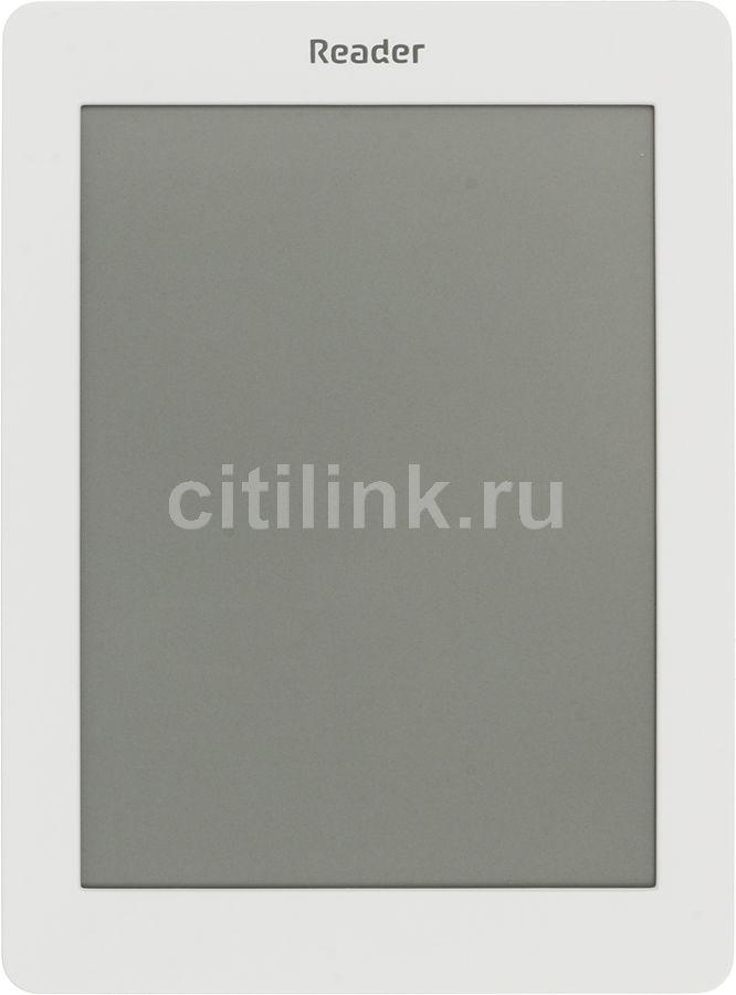 """Электронная книга READER Book 2,  6"""", белый"""