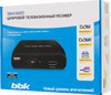 Ресивер DVB-T2 BBK SMP016HDT2,  темно-серый вид 7