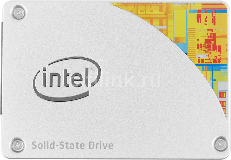 SSD накопитель INTEL 535 Series SSDSC2BW120H601 120Гб, 2.5