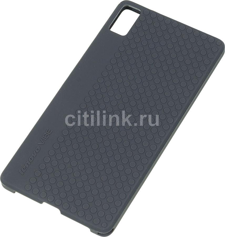 Чехол (клип-кейс) LENOVO BACK, для Lenovo Z90, черный [pg38c00346]