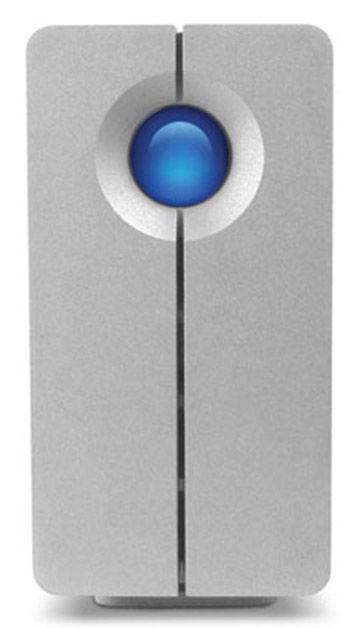 Жесткий диск Lacie USB 3.0 10Tb 9000495 2big Quadra (7200 об/мин) 3.5
