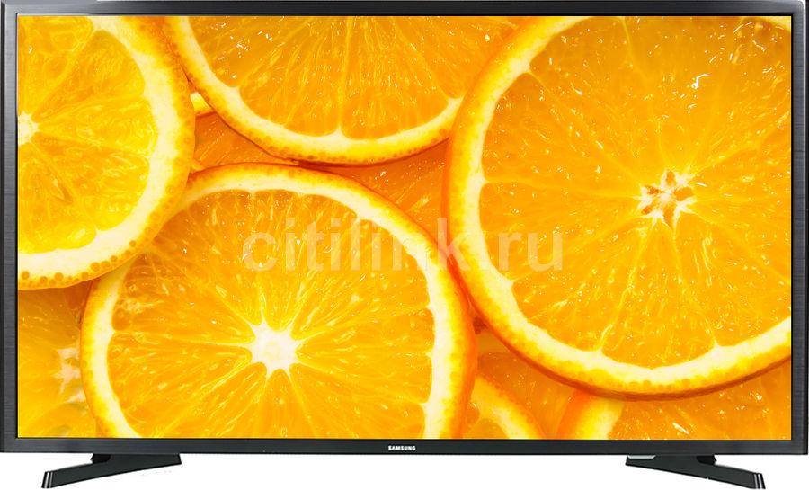 "LED телевизор SAMSUNG UE40J5200AUXRU  ""R"",  черный"