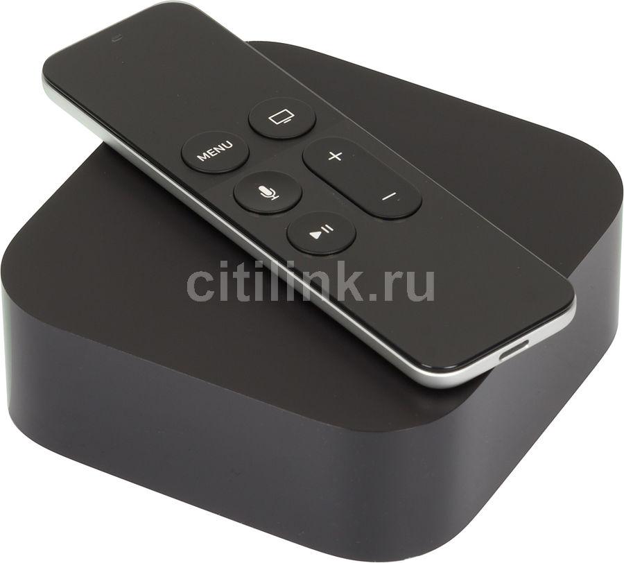 Медиаплеер APPLE TV,  64Гб черный