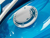 Утюг PHILIPS GC1436/20,  2000Вт,  синий/ белый вид 4