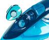 Утюг PHILIPS GC1436/20,  2000Вт,  синий/ белый вид 6