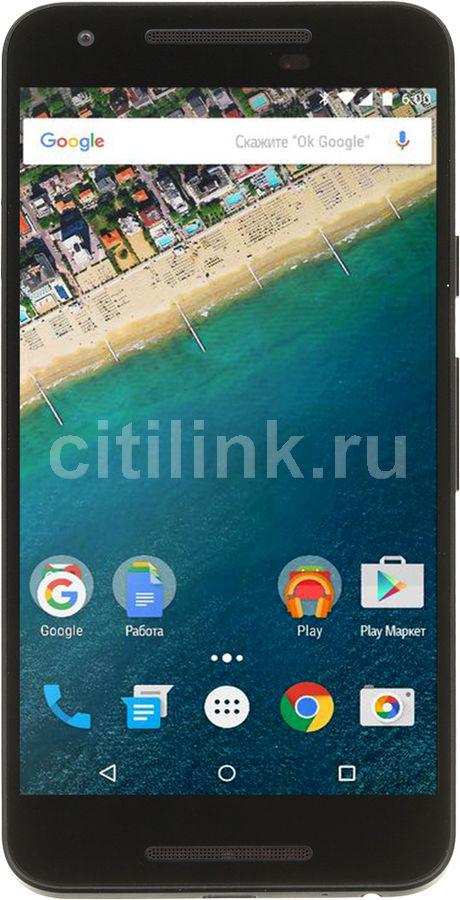 Смартфон LG Nexus 5X H791  32Gb/ 32Гб, черный
