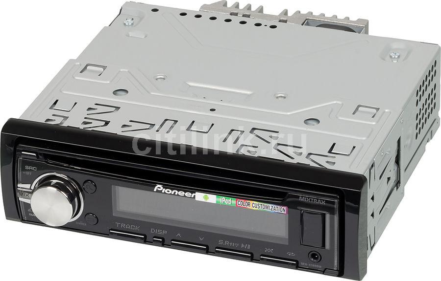 Автомагнитола PIONEER DEH-X3800UI,  USB