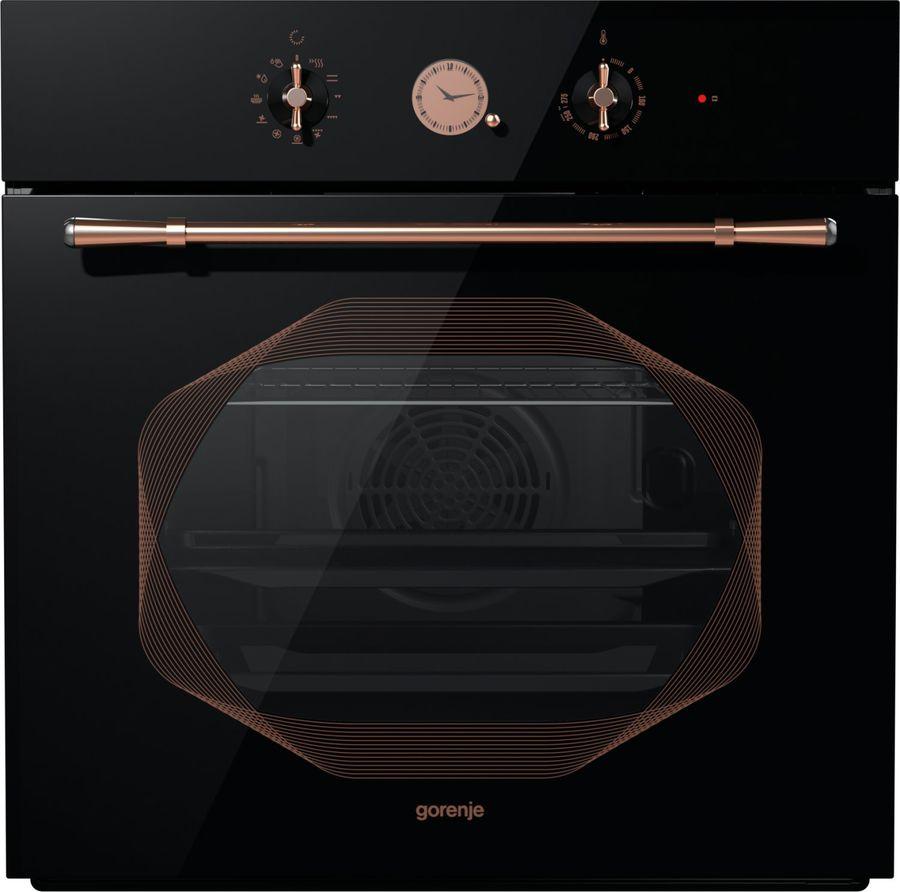 Духовой шкаф GORENJE Infinity BO627INB,  черный