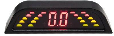 Парковочный радар SHO-ME 2630 N04,  черный [y-2630 n04 black (22mm)]