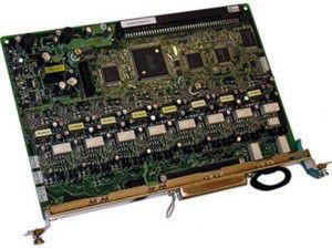 Дополнительные линии Panasonic KX-TDA0170XJ 8port for TDA100/200