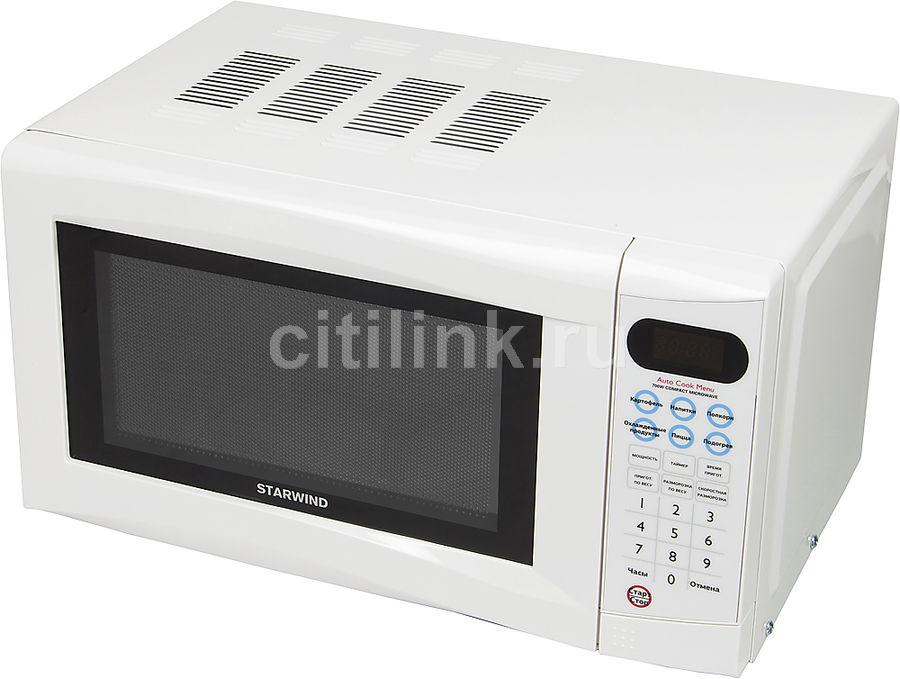 Микроволновая печь STARWIND SMW4217, белый
