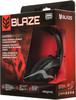 Наушники с микрофоном CREATIVE Sound Blaster Blaze,  70GH032000000,  мониторы, черный  / красный вид 10