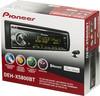 Автомагнитола PIONEER DEH-X5800BT,  USB вид 7