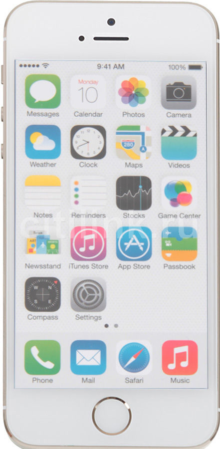 Смартфон APPLE iPhone 5s FF360RU/A  64Gb