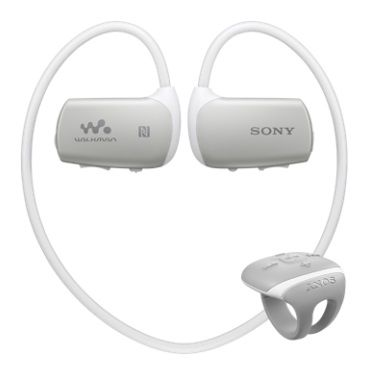 MP3 плеер SONY NWZ-WS613 flash 4Гб белый [nwzws613w.ee]