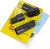 Ручной пылесос (handstick) KITFORT КТ-513-1, 500Вт, красный/серый вид 11