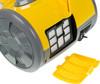 Пылесос SUPRA VCS-1624, 1600Вт, желтый/серый вид 7