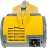 Пылесос SUPRA VCS-1624, 1600Вт, желтый/серый вид 4