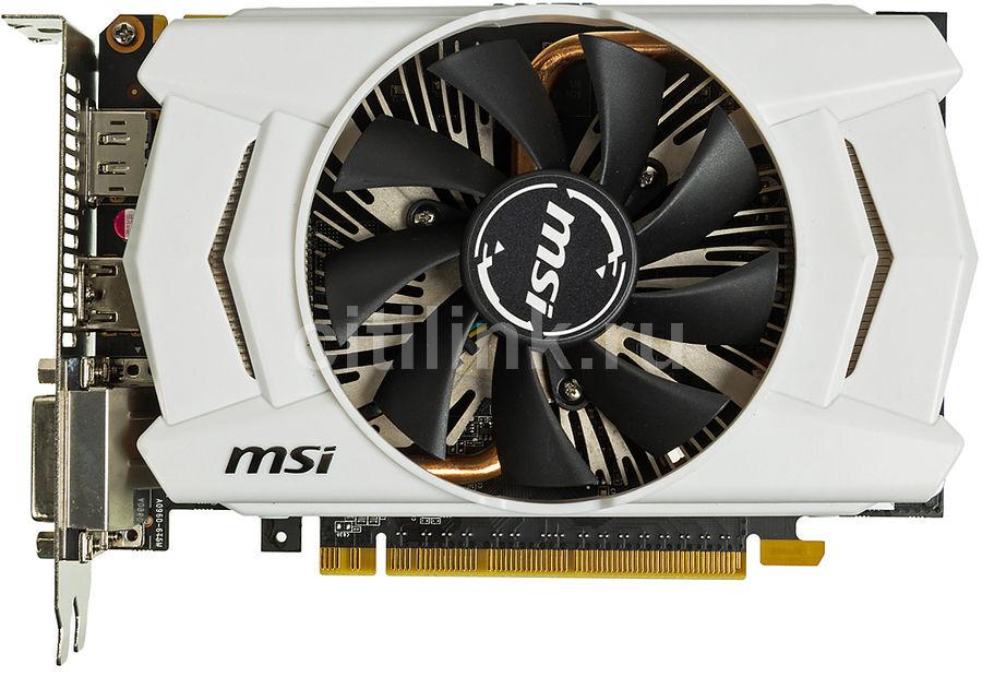 Видеокарта MSI GeForce GTX 960,  GTX 960 2GD5 OCV2,  2Гб, GDDR5, OC,  Ret