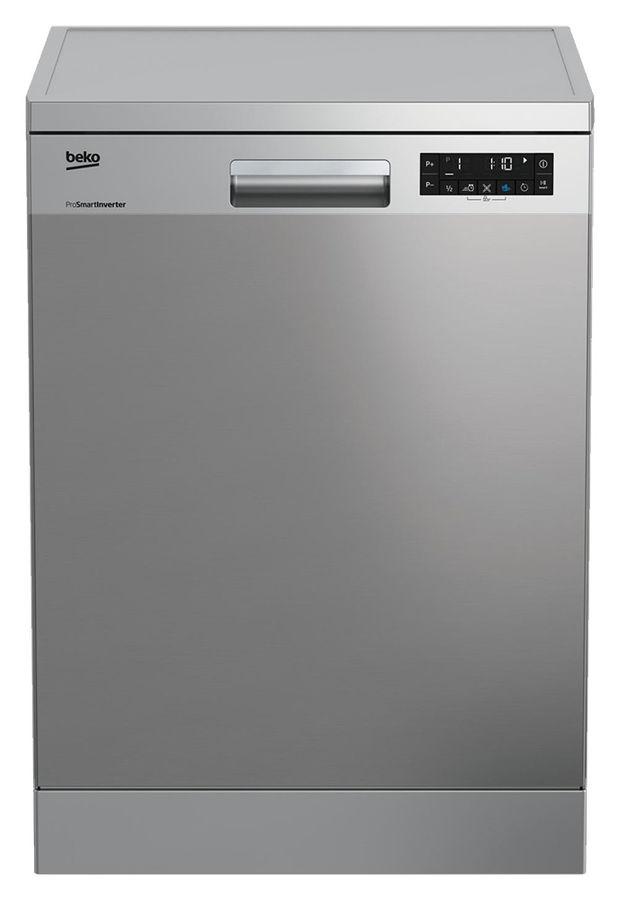 Посудомоечная машина BEKO DFN 29330 X,  полноразмерная, нержавеющая сталь