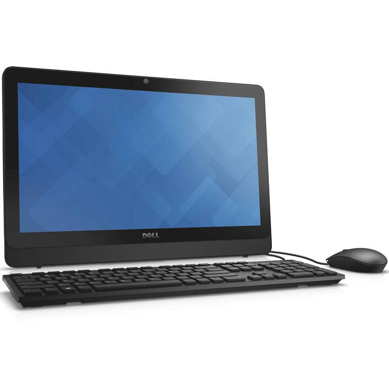 Моноблок DELL Inspiron 20 3052, Intel Pentium N3700, 2Гб, 500Гб, Intel HD Graphics, Windows 10 Home, черный [3052-8491]