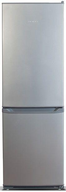 Холодильник NORD NRB 139 330,  двухкамерный,  серебристый