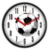 Настенные часы БЮРОКРАТ WallC-R29P,  черный