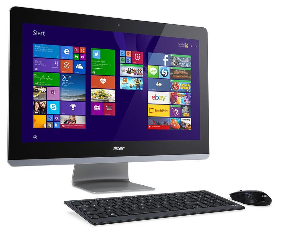 Моноблок Acer Aspire Z3-710 23.8