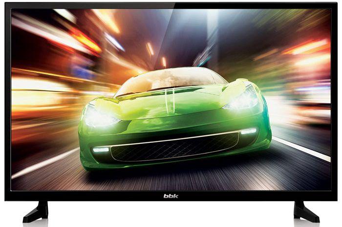 """LED телевизор BBK 50LEM-1022/FT2C  """"R"""", 48"""", FULL HD (1080p),  черный"""
