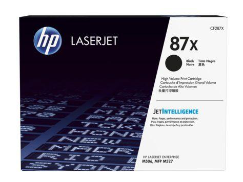 Картридж HP 87X черный [cf287xc]