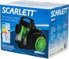 Пылесос SCARLETT SC-VC80C09, 1200Вт, зеленый/черный вид 13